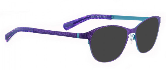 BELLINGER STELLA-1 sunglasses in Purple