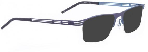 BELLINGER TWIN-2 sunglasses in Purple