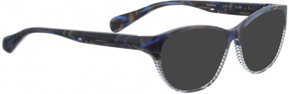 BELLINGER AMANDA sunglasses in Brown