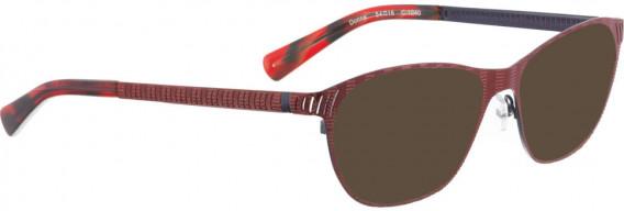 BELLINGER DONNA sunglasses in Red