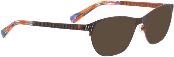 BELLINGER DONNA sunglasses in Brown