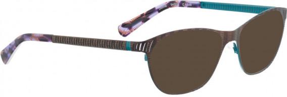 BELLINGER DONNA sunglasses in Purple