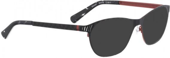 BELLINGER DONNA sunglasses in Black
