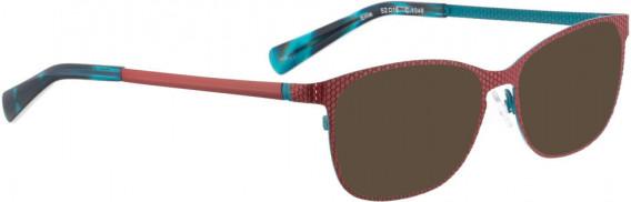 BELLINGER ELLIE sunglasses in Red/Blue