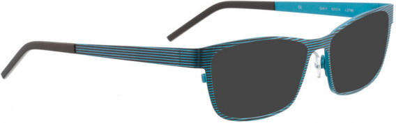 BELLINGER GRILL-1 sunglasses in Blue