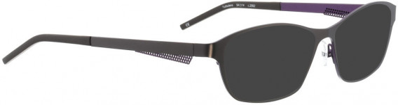 BELLINGER TURBULENS sunglasses in Purple