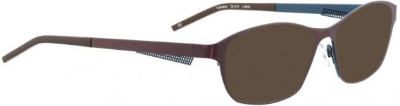 BELLINGER TURBULENS sunglasses in Burgundy