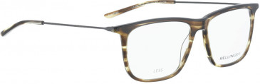 BELLINGER LESS1833 glasses in Grey Transparent