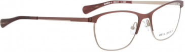 BELLINGER GOLDLINE-4 glasses in Light Blue
