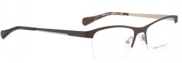 BELLINGER GOLDLINE-3 glasses in Grey