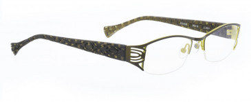 BELLINGER EUSEBI glasses in Olive Green