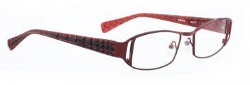 BELLINGER EMPIRE glasses in Dark Grey