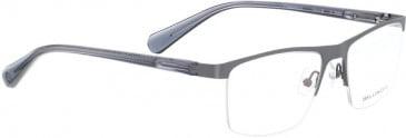 BELLINGER CLASSICO-3 glasses in Gunmetal