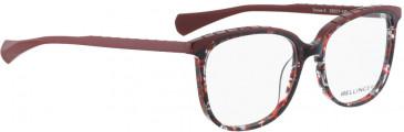 BELLINGER BROWS-5 glasses in Grey Pattern