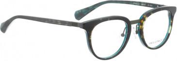 BELLINGER BRAVE-3 glasses in White Pattern