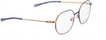 BELLINGER BOLD-X glasses in Rose Gold