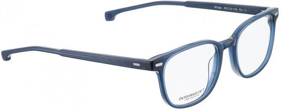 ENTOURAGE OF 7 WILDER glasses in Blue Transparent