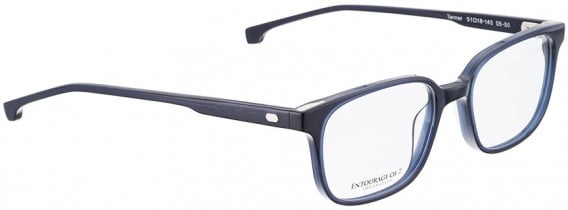ENTOURAGE OF 7 TANNER glasses in Blue