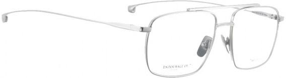 ENTOURAGE OF 7 SUMO glasses in Shiny Silver