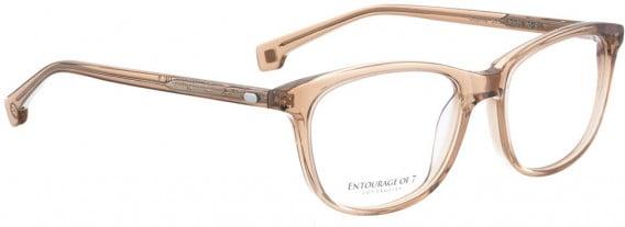 ENTOURAGE OF 7 SOPHIA glasses in Crystal Hazel