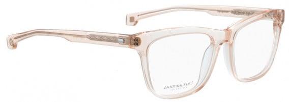 ENTOURAGE OF 7 SAVANNAH glasses in Pink Transparent