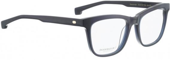 ENTOURAGE OF 7 SAVANNAH glasses in Dark Blue Transparent