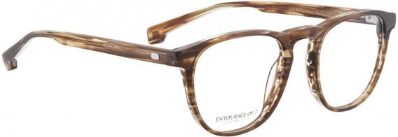 ENTOURAGE OF 7 SANBERNADINO glasses in Brown Pattern