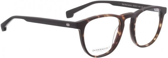 ENTOURAGE OF 7 SANBERNADINO glasses in Matt Brown