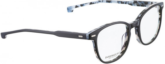 ENTOURAGE OF 7 PERLA glasses in Black