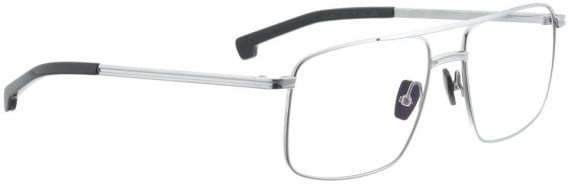 ENTOURAGE OF 7 NEWPORT glasses in Silver