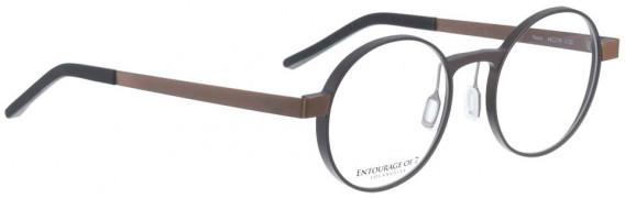ENTOURAGE OF 7 NAPA glasses in Brown