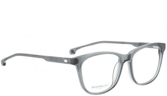 ENTOURAGE OF 7 MICHELLE glasses in Grey Transparent