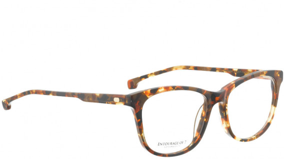 ENTOURAGE OF 7 MICHELLE glasses in Brown Pattern
