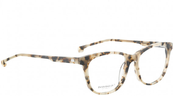 ENTOURAGE OF 7 MICHELLE glasses in Grey Pattern