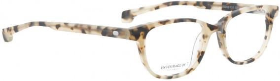 ENTOURAGE OF 7 MELISSA glasses in Brown Pattern