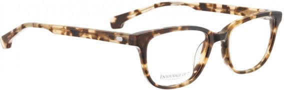 ENTOURAGE OF 7 MELISSA glasses in Dark Brown Pattern