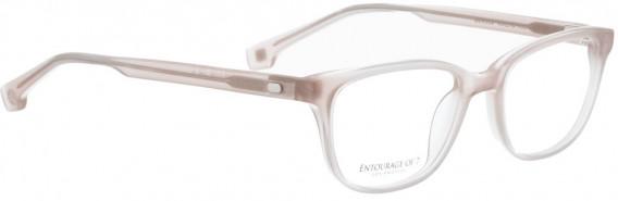 ENTOURAGE OF 7 MELISSA glasses in Milky Grey