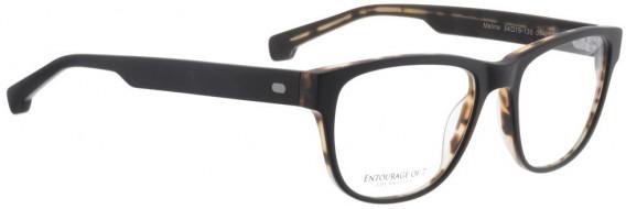 ENTOURAGE OF 7 MELINA glasses in Black Matt
