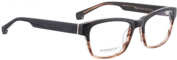 ENTOURAGE OF 7 MAYA glasses in Dark Brown
