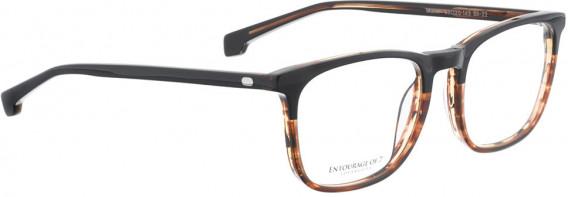 ENTOURAGE OF 7 MASON glasses in Black Turquoise