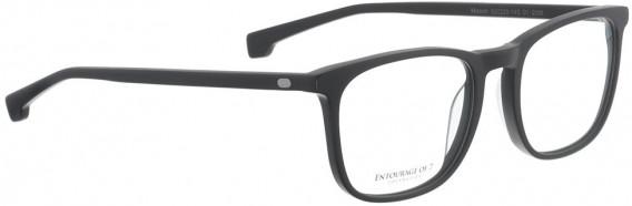 ENTOURAGE OF 7 MASON glasses in Matt Black