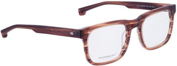 ENTOURAGE OF 7 LUKE glasses in Matt Brown