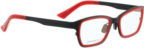 ENTOURAGE OF 7 LOMITA glasses in Red