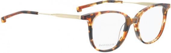 ENTOURAGE OF 7 LOLA glasses in Brown Pattern