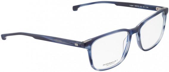 ENTOURAGE OF 7 LOGAN glasses in Blue