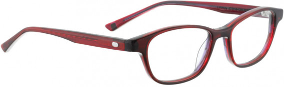 ENTOURAGE OF 7 LINDSAY glasses in Red