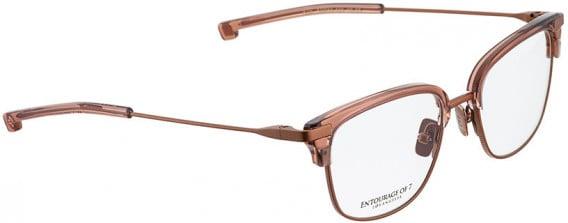 ENTOURAGE OF 7 KYLO glasses in Brown Transparent