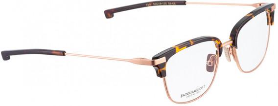 ENTOURAGE OF 7 KYLO glasses in Brown Pattern