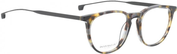 ENTOURAGE OF 7 KAYLA glasses in Brown Pattern