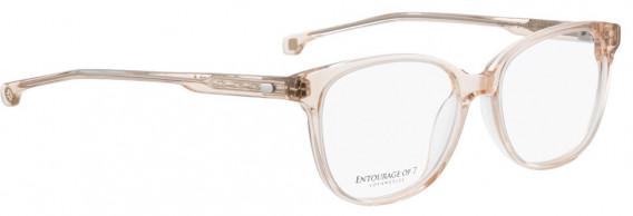 ENTOURAGE OF 7 KAITLYN glasses in Rose Transparent